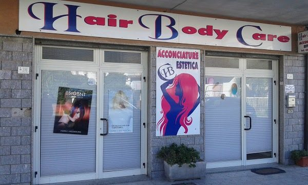 Hair Body Care parrucchiere estetista agropoli