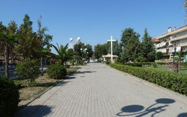 Anfiteatro parco pubblico di agropoli