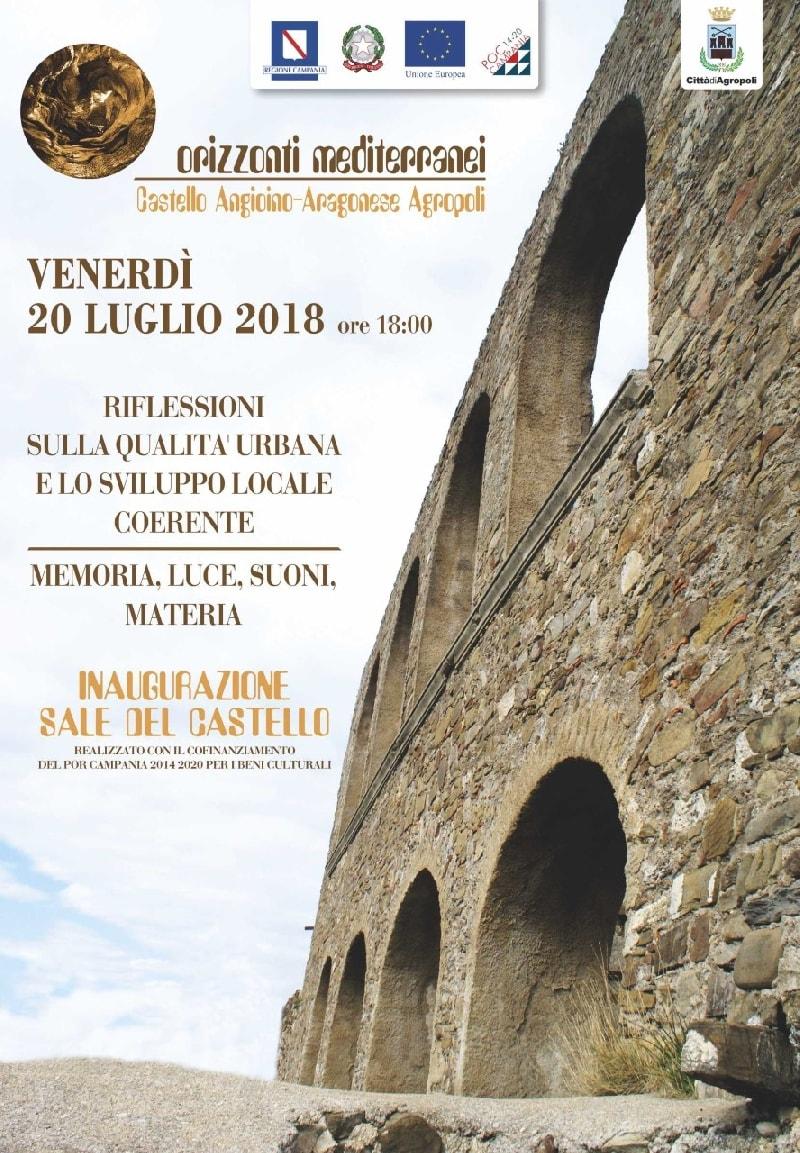 Evento Castello Angioino Aragonese di Agropoli