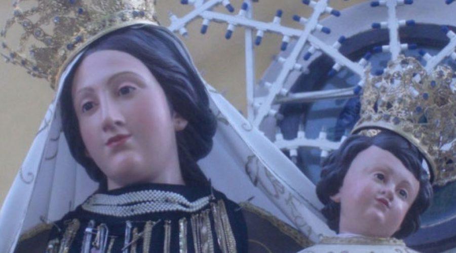 Festeggiamenti in onore della Madonna del Carmine Lunedì 16 Luglio 2018
