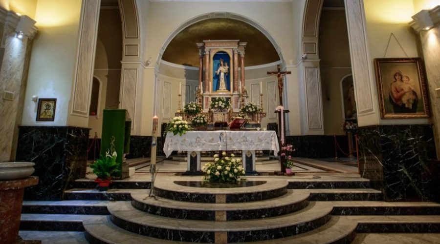 Festa Madonna della Grazie Sabato 11 Agosto 2018