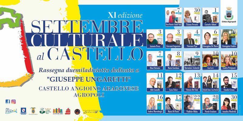 XI edizione settembre culturale di Agropoli
