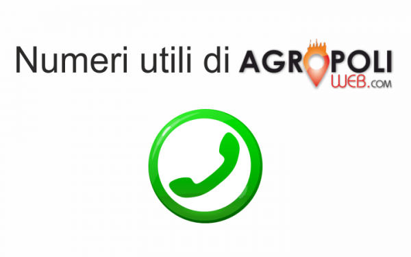 Info e Numeri Utili Agropoli