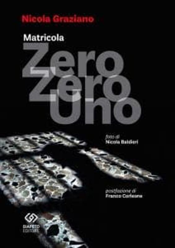 """""""Zero Zero uno"""" diNicola Graziano settembre culturale xi edizione agropoli"""