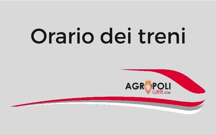Orario dei treni | Sapri/Paola-Agropoli-Salerno/Napoli